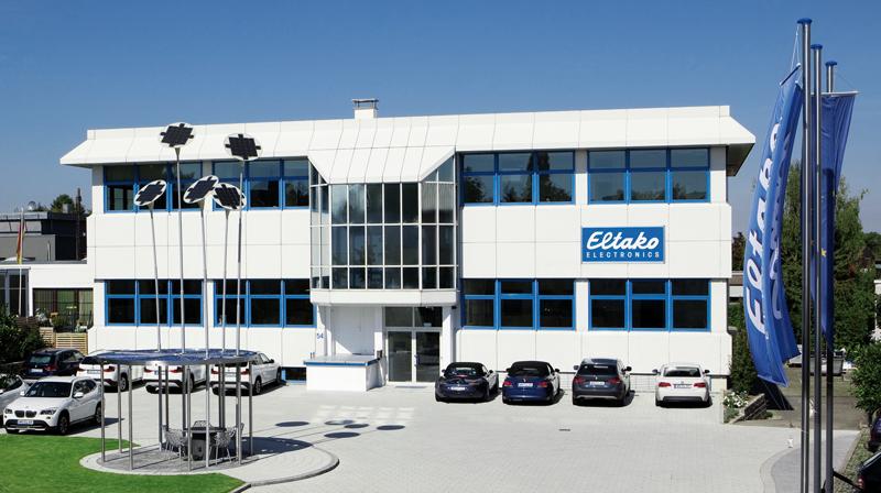 Sede de Eltako.