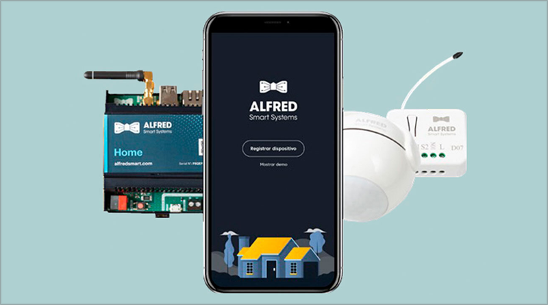 Productos de Alfred Smart Systems.